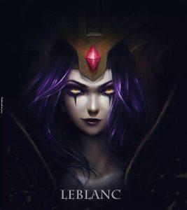 League of Legends - LeBlanc гайд по персонажу