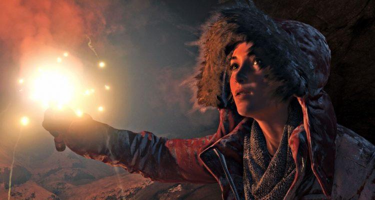 Продажи Rise of the Tomb Raider для ПК за месяц пересекли отметку в миллион цифровых копий