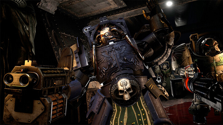 Обзор Space Hulk: Deathwing