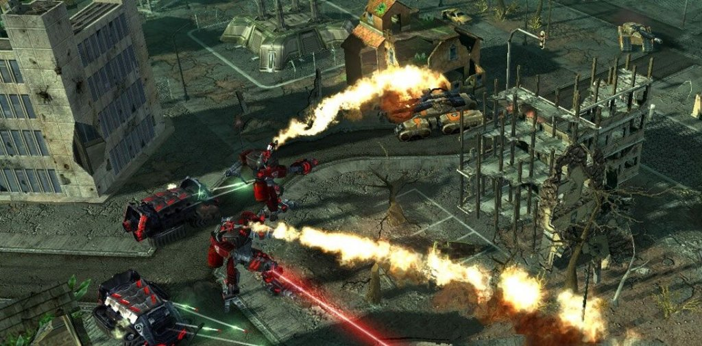Command and Conquer 3: Tiberium Wars (2007)