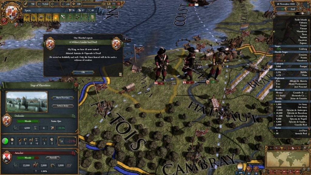 Europa Universalis IV — история терпит сослагательное наклонение