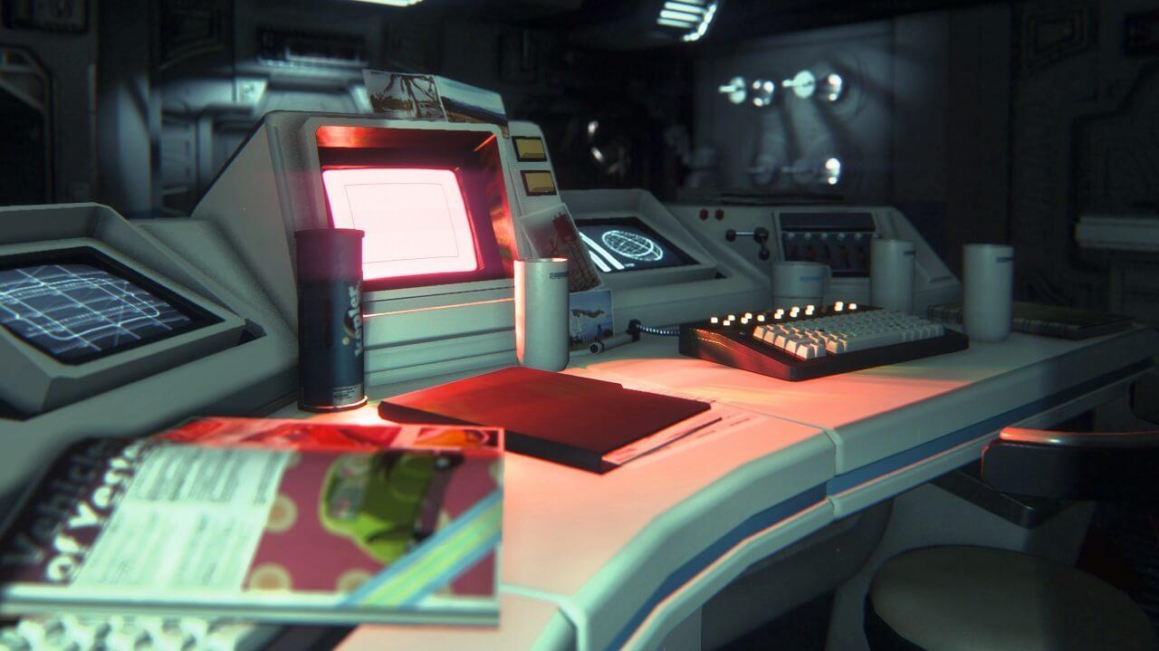 За что я люблю примитивные технологии «Alien: Isolation»