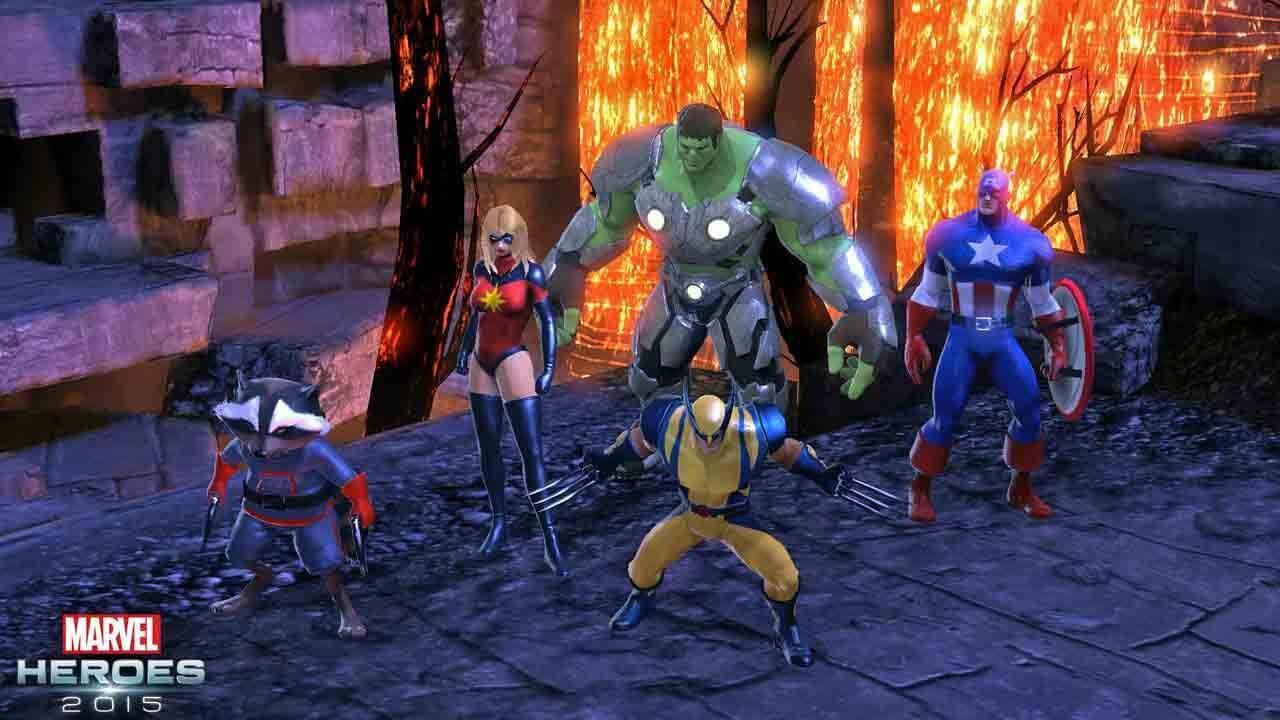 Marvel и ее развитие в игровой индустрии