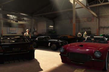 Обновление для GTA V - Import / Export
