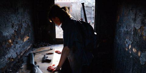 Невероятно хороший косплей на Элли из The Last of Us Part ll