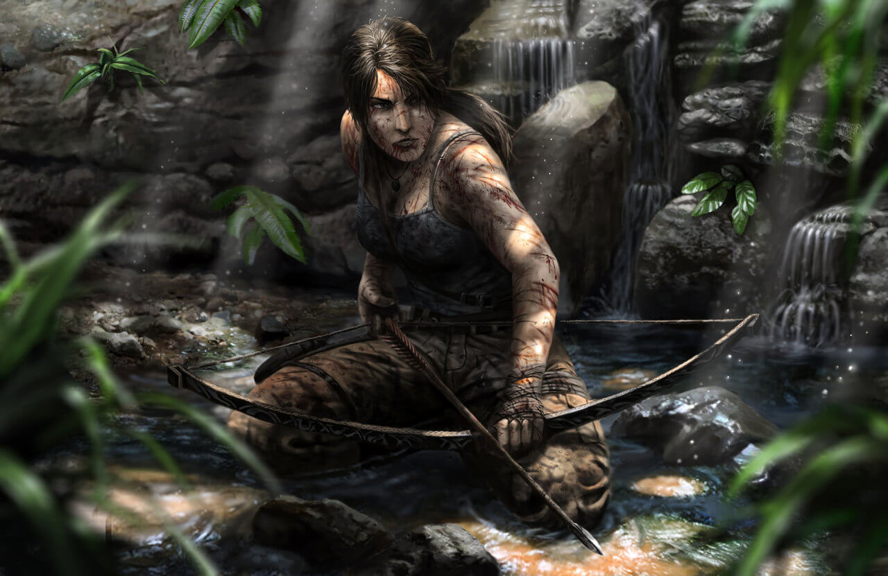 5 причин, по которым перезагрузка «Tomb Raider» великолепна