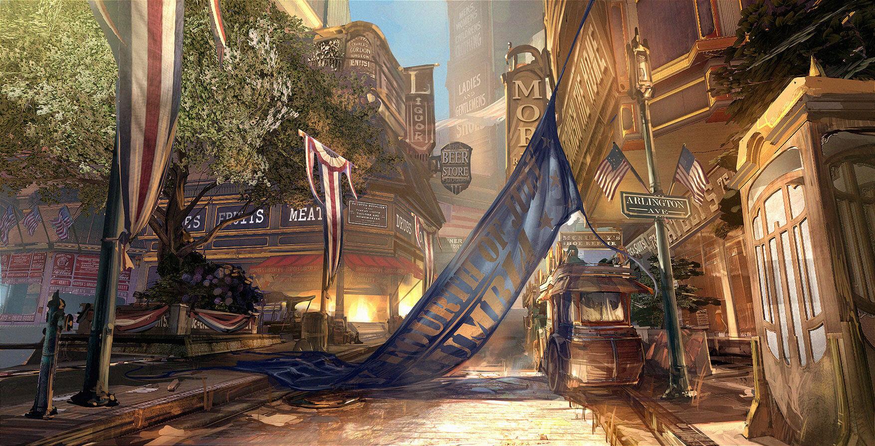 Обзор BioShock Infinite