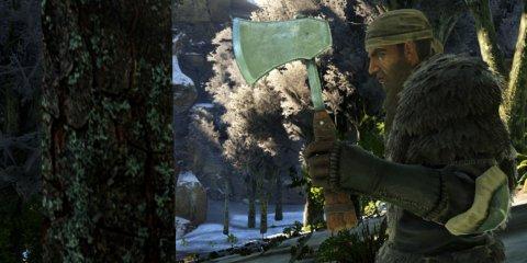 Вырубка деревьев в играх жанра survival: от самых худших примеров к терпимым