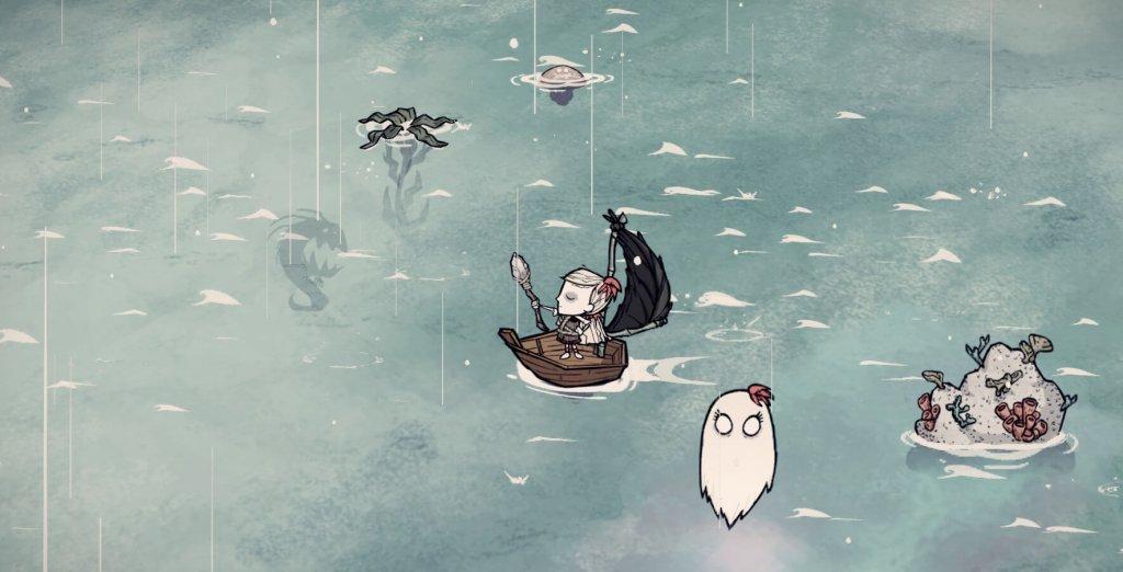 Медузу сравнительно легко поймать и она пригодна для крафтинга нескольких предметов. Отличные обезьяньи мячики
