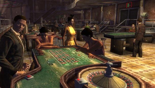 Populated Casinos