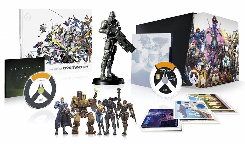 Overwatch Collector's Edition (2016)