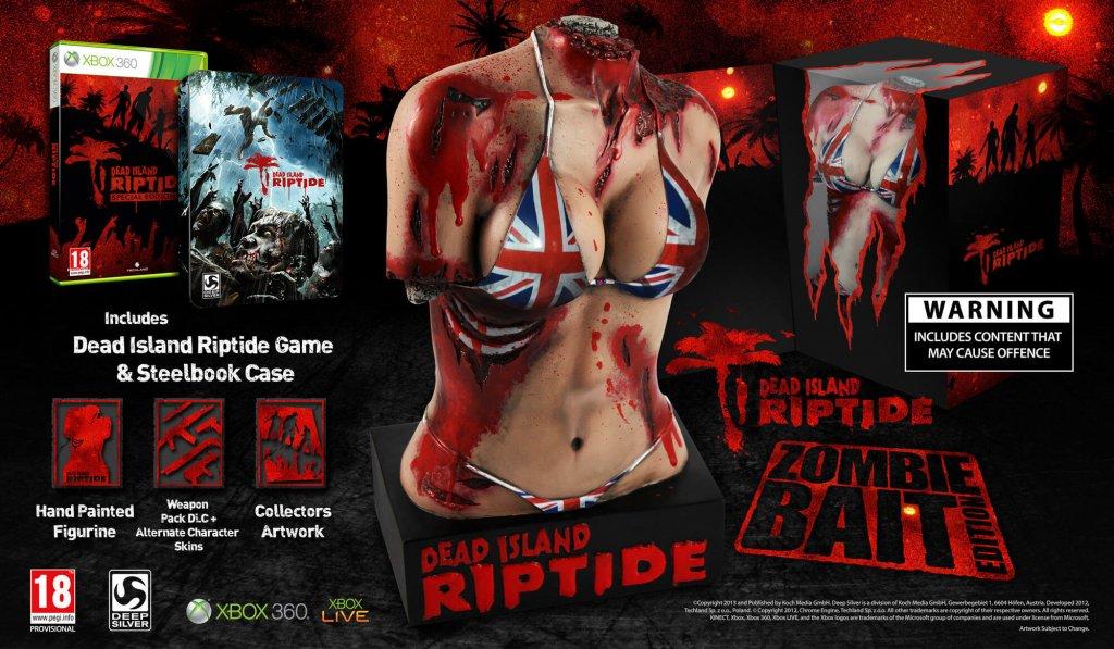 Dead Island: Riptide Zombie Bait Edition (2013)