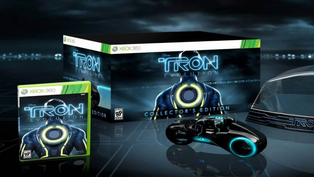 Tron: Evolution Collector's Edition (2010)