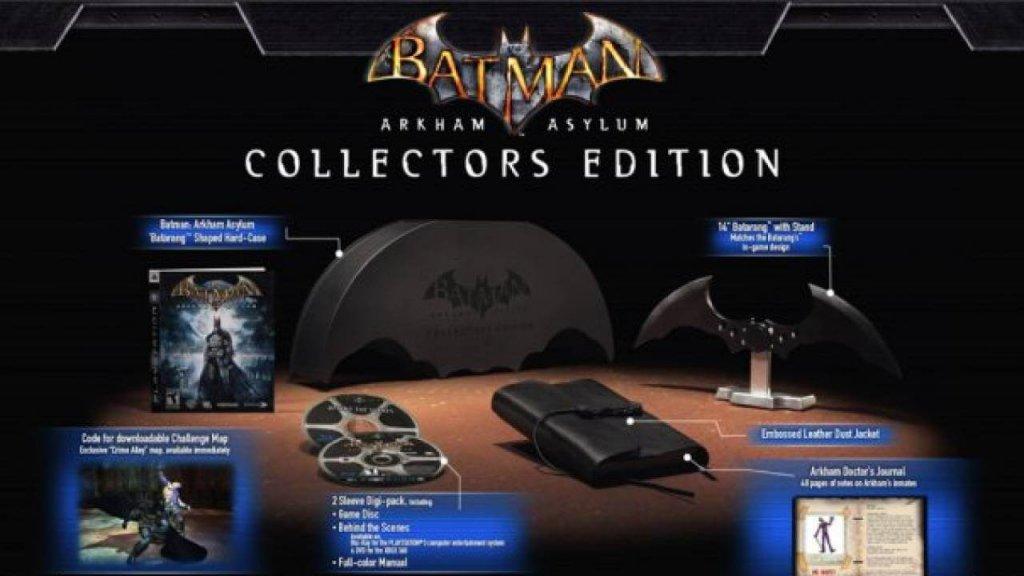 Batman: Arkham Asylum Collector's Edition (2009)