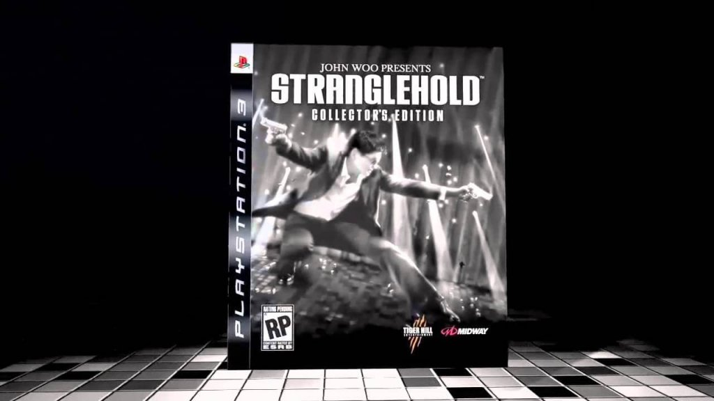 John Woo's Stranglehold Collector's Edition (2007)