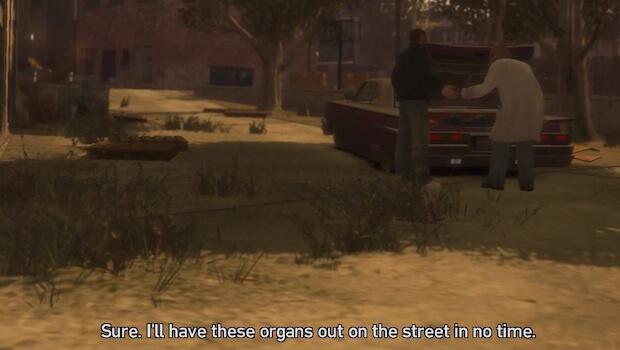 От всего сердца (GTA 4)