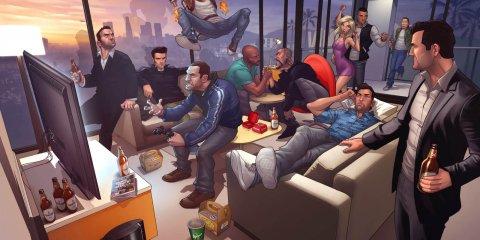 Самые безумные миссии в истории Grand Theft Auto