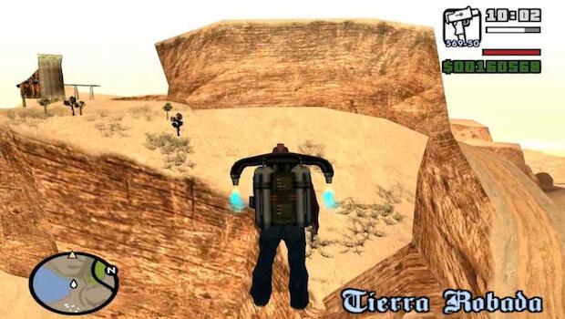 Чёрный проект (GTA: San Andreas)