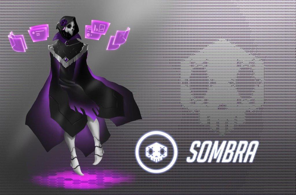 Overwatch - Всё о Сомбре