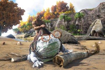 Почему в Ark стоит ездить верхом на лягушке