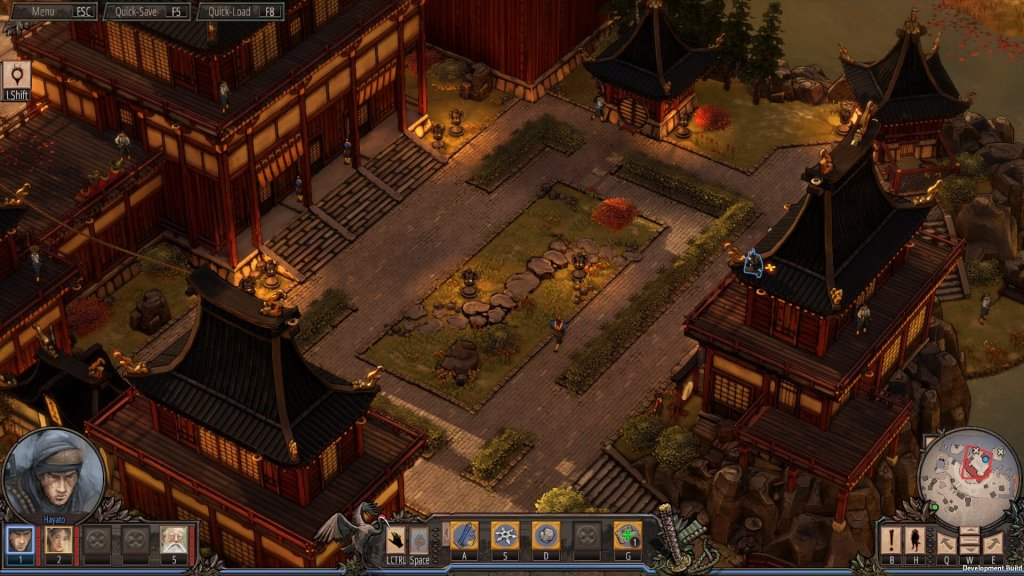 Обзор Shadow Tactics: Blades of Shogun