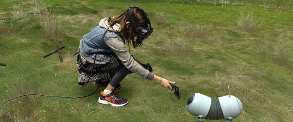 Лучшие игры для VR