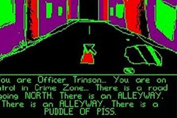 А вы играли в... Crime Zone?