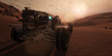 Обзор Take On Mars