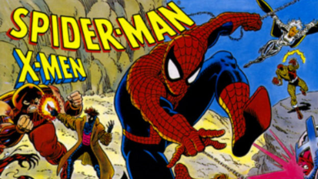 Spider-Man and X-Men in Arcade's Revenge (SNES)