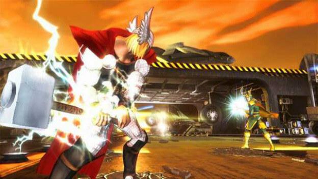 Marvel Avengers: Battle for Earth (Xbox 360, Wii U)