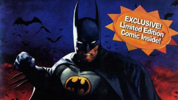 Batman: Dark Tomorrow (GameCube, Xbox)