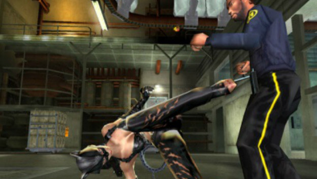 Catwoman (PS2, Xbox, GameCube, GBA, ПК)