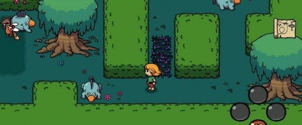 Десятка лучших клонов Legend of Zelda