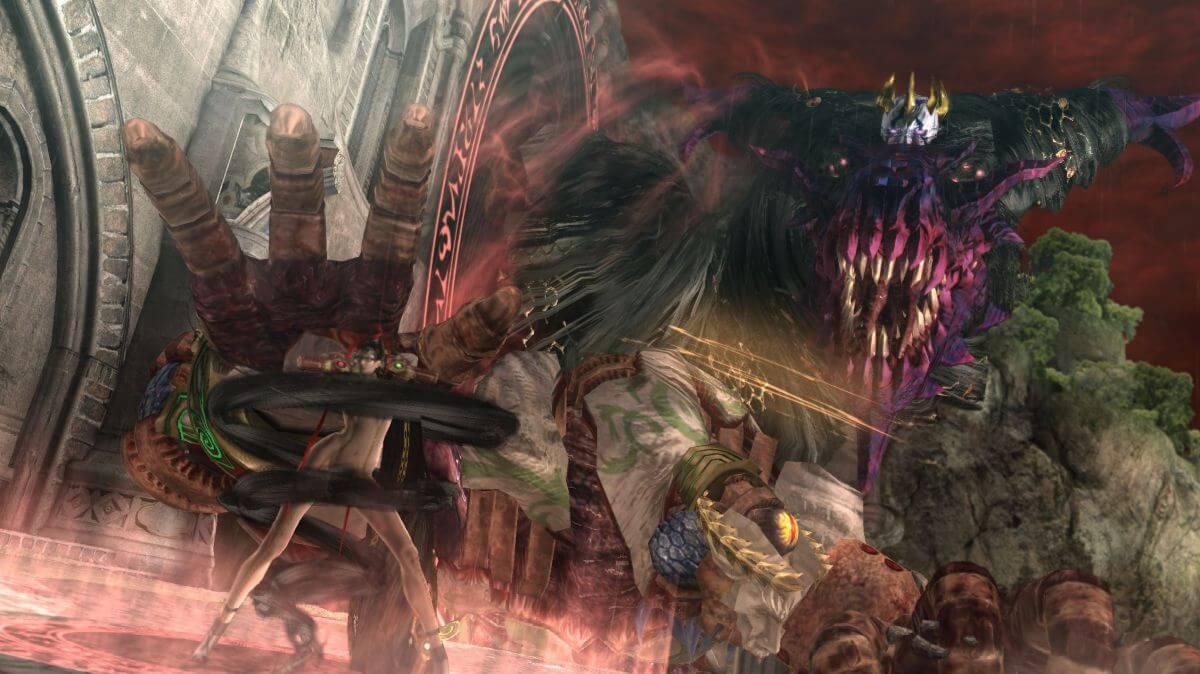 Обзор Bayonetta