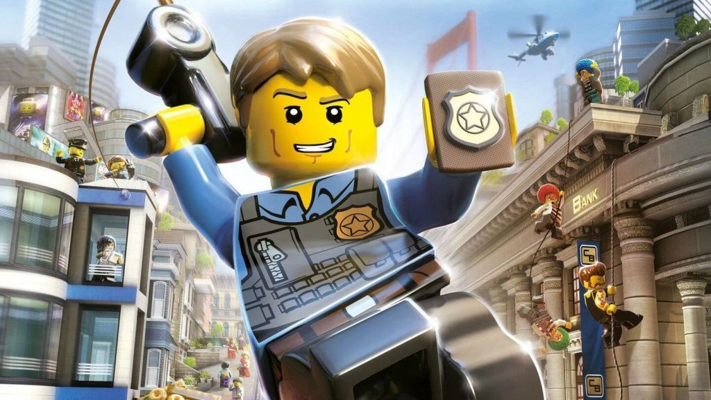 LEGO City Secret Agent