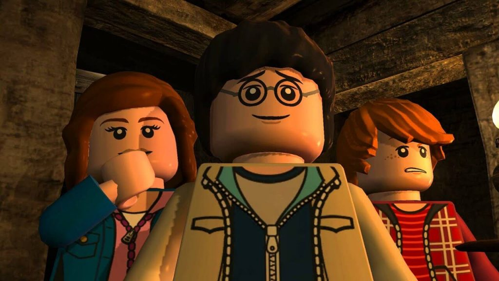 LEGO Harry Potter: Годы 5-7