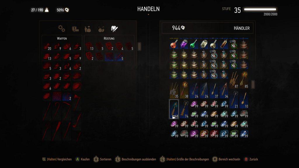 Useful Witcher Tool Inkeeper