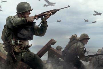 Всё что вас нужно знать о Call of Duty: WWII