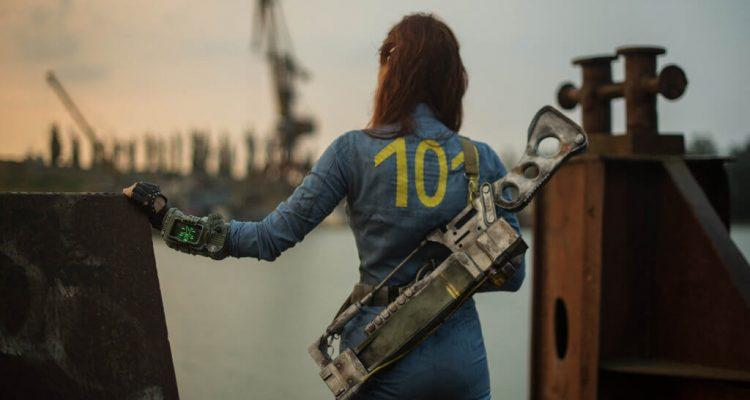 Фанат Fallout был ошибочно принят за террориста
