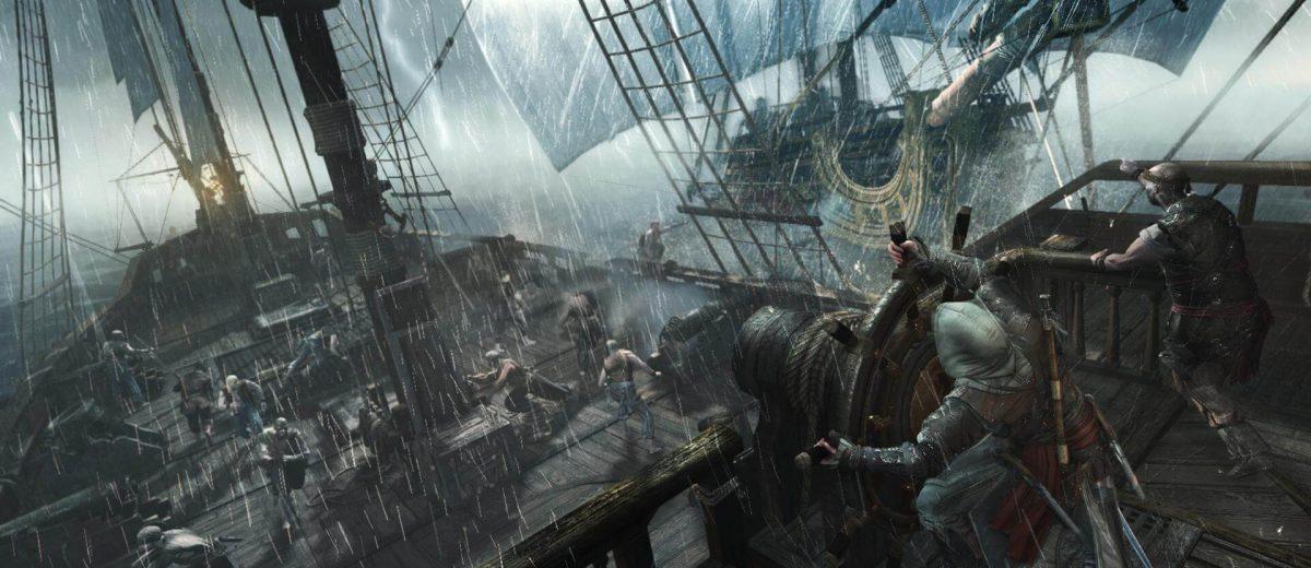 15 игр, в которых погодные эффекты влияют на геймплей