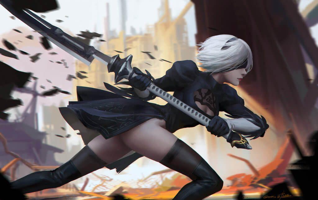 7 игровых дополнений горячих и обнаженных персонажей