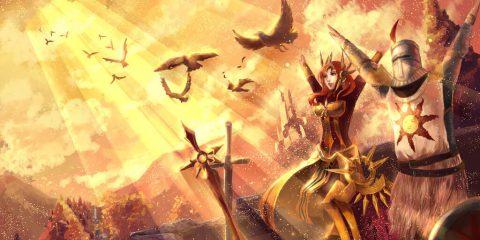 Почему мы восславляем солнце – история популярного жеста Dark Souls