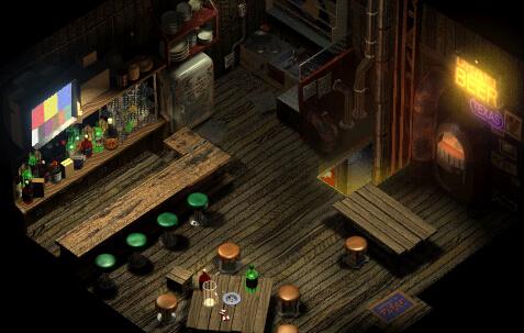 Бар «Седьмое небо», Final Fantasy 7