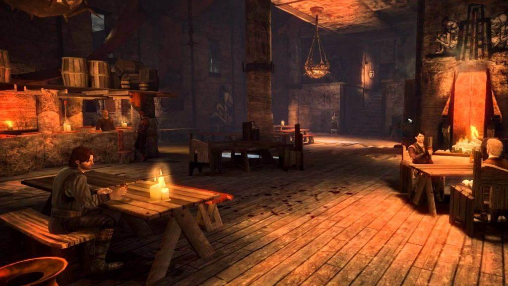 «Висельник», Dragon Age 2