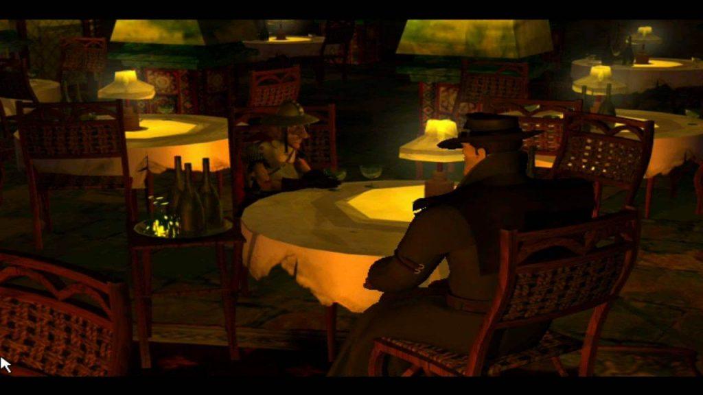 Кафе «Анк», Discworld Noir