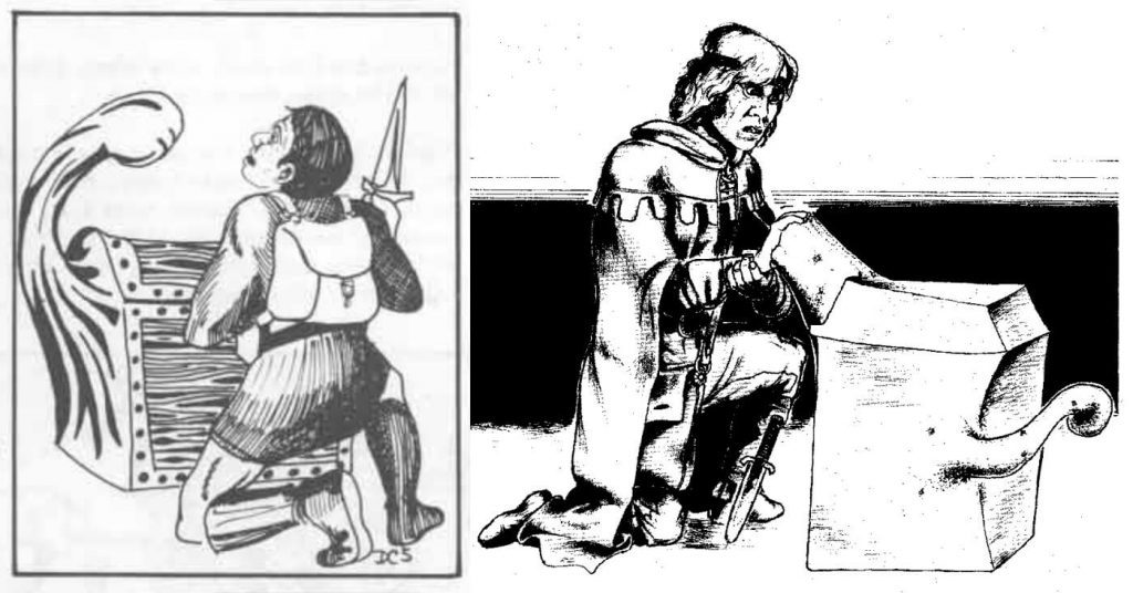 Кровавая история происхождения мимиков