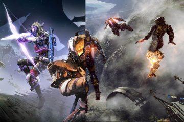 5 особенностей Destiny, которым не место в Anthem