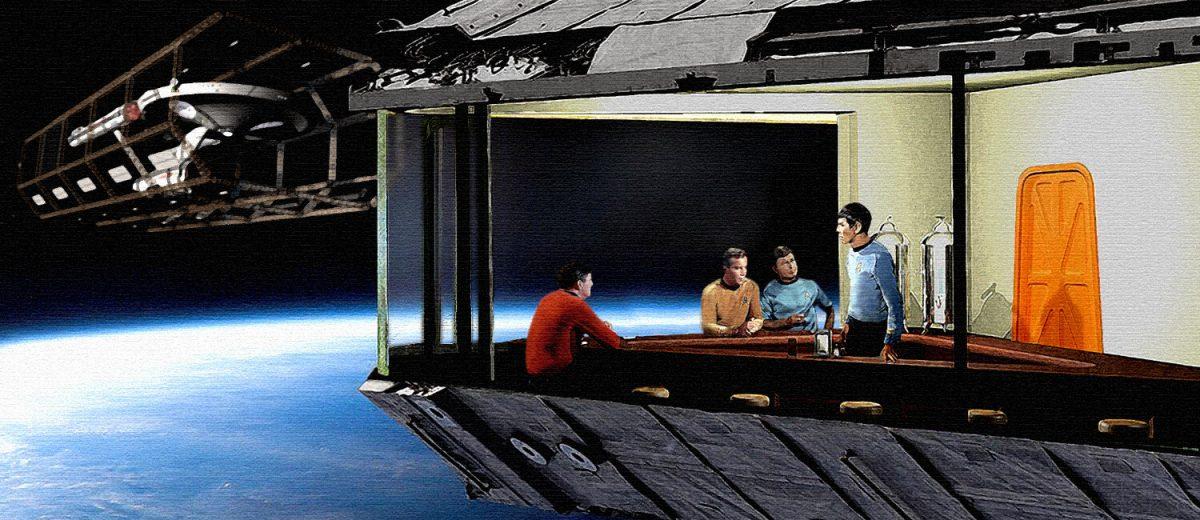 Лучшие игры по вселенной Star Trek