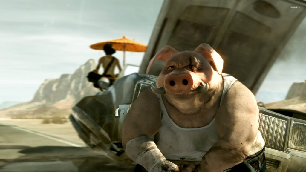 Beyond Good And Evil 2 более амбициозна, чем No Man's Sky