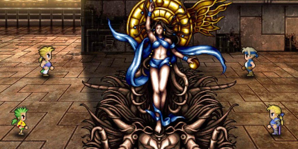 Обнажённый мир Final Fantasy VI